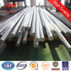 69kv Octogonal Tapered Galvanized Steel Pole with Yield Strength 355MPa
