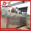 Seafood Continuous Three-Layer Mesh Belt Dryer Drying Equipment