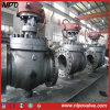 Cast Steel Flanged Top Entry Ball Valve