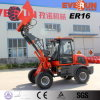 Everun Brand CE Certificated Backhoe Wheel Loader Construction Machine