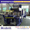 Automatic Heated PE Film Bottled Beverage Packing Machinery