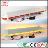 Ultra Thin Amber LED Low-Profile Slim Emergency Lightbar Ambulance Fire Engine Police Car Lightbar Use The Police Car to Open up The Road
