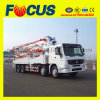 Hot Sale 36m Concrete Pump Truck/Truck Mounted Concrete Pump