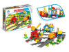 Boy Educational Toy Funny Train Bricks (H6379105)
