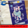 Baby Diapers Bags Package Flexographic Printing Machine