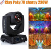 New 7r Shapry 230W Beam Moving Head with Double Prism