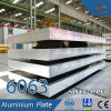 14mm 200mm Thick 6063t6 T651 Polished Alloy Aluminium Plate for Glove Making Machines