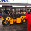 Ltma 6 Ton Hydraulic Assembled Vibratory Road Roller for Sale