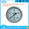 Ce 100mm Full Stainless Steel Construction Manometer
