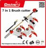 Multifunction Long Reach Gas Powered 7 In1 Brush Cutter