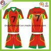 OEM Custom Printed Sublimation Football Jersey Soccer Shirt