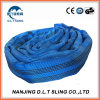 8 Tons Webbing Round Sling Endless Lifting Sling