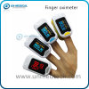 New-OLED Fingertip Pulse Oximeter with Hanging Cable