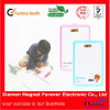School Soft Magnetic Memo Board Fridge Magnet Notepad
