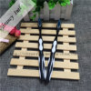 3~4 Star High Quality Plastic Handle Black Toothbrush for Hotel