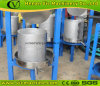 Mini Oil Mill to Press Oil From Fat Dregs, Food Dregs Residue Oil.