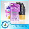 Customized Laundry Detergent Stand up Packaging Pouch/Bags
