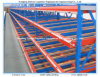 Used Flow Through Racking for Warehouse Storage