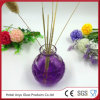 Wholesale Clear Round Glass Aromatherapy Bottle with Reed Diffuser