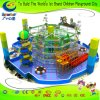 The Most Popular Attractive Amusement Park Rope Course Children Complex Adventure Sports Ground