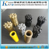 Taper and Thread Ground Rock Drilling Bits Button Bit