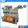Double Shaft Electronics Cable Extrusion Line Processing Machinery