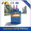 Vertical Baler Waste Cardboard Baling Machine 10ton Hydraulic Baler