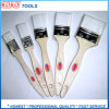 Spanish Type Natural Wood Handle PP Plastic Fibre Painting Brush (812002)