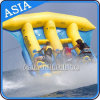 PVC Tarpaulin Inflatable Flying Fish Tube Towable / Inflatable Water Games Flyfish Banana Boat for Sea