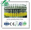 Hot Beverage Semi-Automatic Pet Bottle Juice Filling Production Line