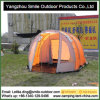 6 People Tunnel Family Large Camping Wedding Tent