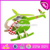 New Design Assemble Airplane Puzzle Wooden Best Toys for 4 Years Old W03b067