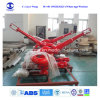 Marine External Firefighting Electric Water Monitor / Spraying Nozzle for Fire Fighting