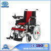 Bwhe1801 Light Weight Electric Folding Power Wheelchair for Disabled People