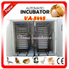 CE Approved Fully Automatic Commercial Incubator for 8448 Eggs