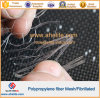 PP Fibrillated Fiber with Good Concrete-Strengthning