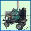High Pressure Wet Sand Cleaner 500bar Ship Hull Cleaning Machine