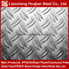 High Quality Ms Low Carbon Q235 Checkered Steel Plates