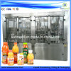 10000, 12000bph Juicer/Tea Drinks/Flavored Milk Filling Bottling Machine