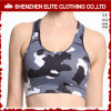 Custoimised Pinted Latest Activewear Fashion Camo Yoga Bra (ELTSBI-31)