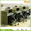 New Modern Six Person Office Workstation (OM-CB-03-20mm)