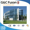 New Design Aluminium Glass Curtain Wall Price
