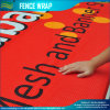 Mesh Fence Banner, Fence Wraps, Mesh Banner (M-NF36F07004)