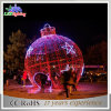 Outdoor LED Light Christmas Ball Decoration Light Holiday LED Motif Light