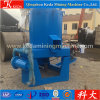 Energy-Saving Centrifugal Concentrator for Alluvial Gold