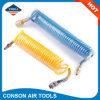 "Nylon Hose with 1/4""Double Male Fitting"