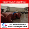 Rutile Recovery Machine, Gravity Spiral Concentrator in Black Sand Benificiation Plant