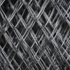 Sports Fields Barrier PVC Coated Chain Link Mesh Fence