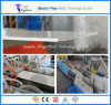 WPC PVC Ceiling Panel Extruder Machinery / PVC Plate Profile Machine