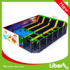 Hot Profitable Product Indoor Trampoline with Inflatable Bag